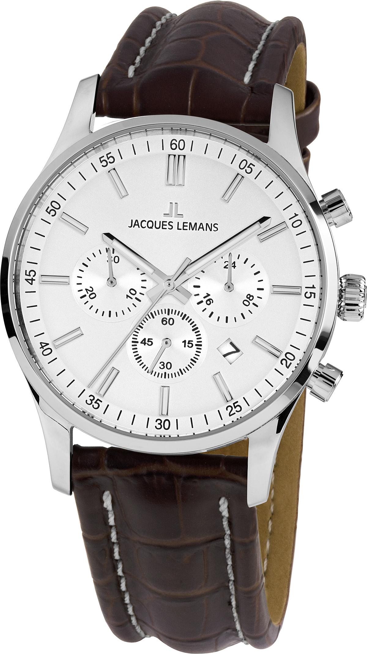 "Jacques Lemans Herrenarmbanduhr ""London"""