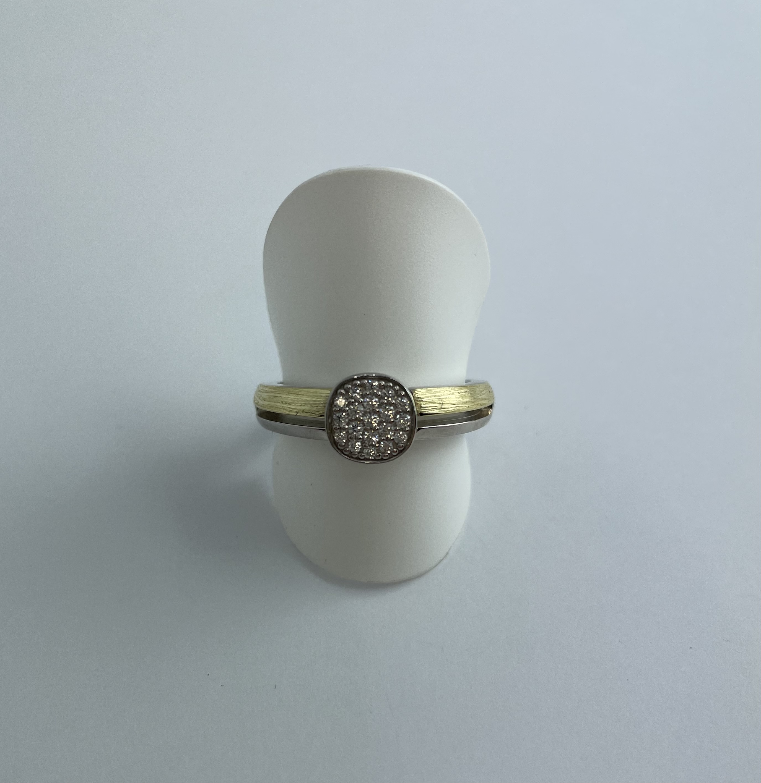 Tetino Silber Ring Zirkonia